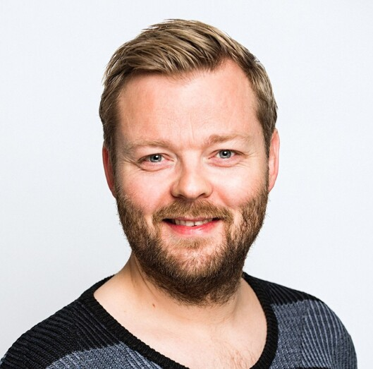 Medisinskfaglig ansvarlig lege ved Sex og samfunn, Marius Johansen.  Foto: Kai Myhre