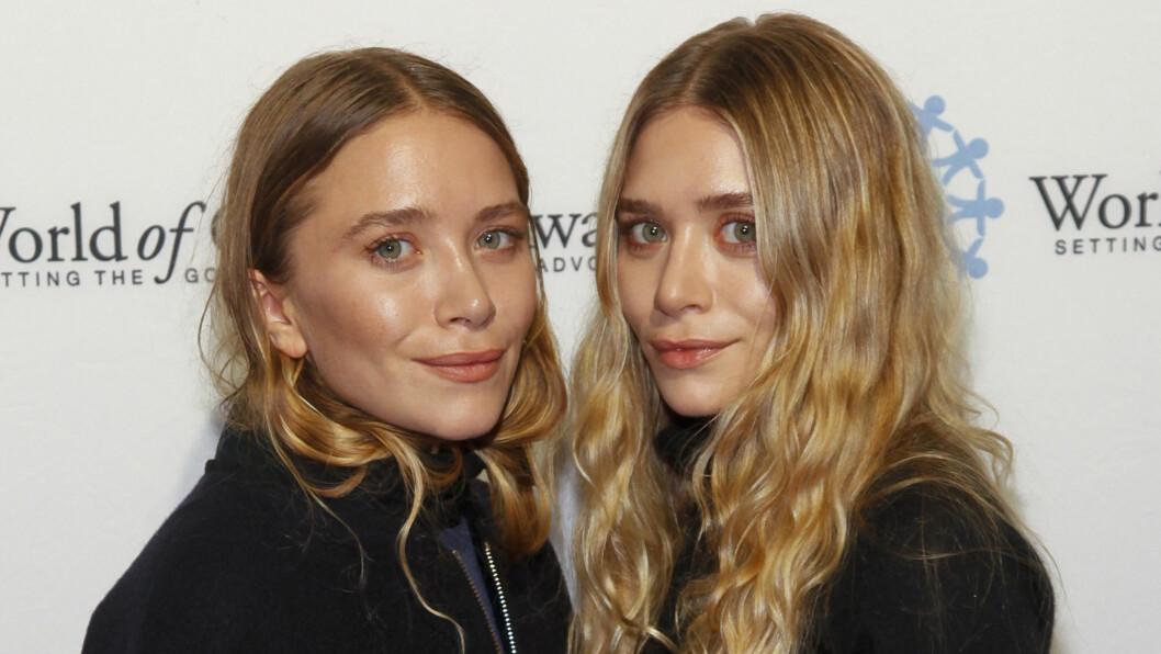MARY-KATE OG ASHLEY OLSEN: De populære tvillingsøstrene valgte heller å prioritere designkarrieren framfor å gjøre TV-comeback. Foto: NTB Scanpix