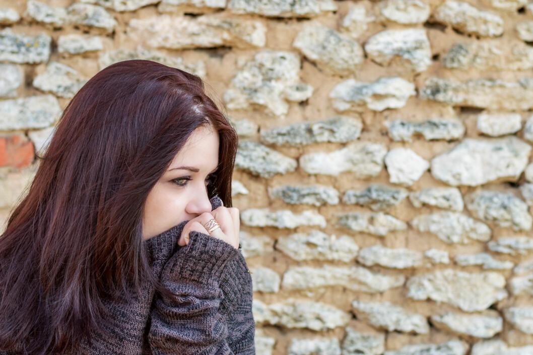 ET TEGN: Bak denne følelsen av sjalusi ligger det ofte en manglende selvfølelse, en redsel for å ikke være bra nok. Foto: Shutterstock / I wave