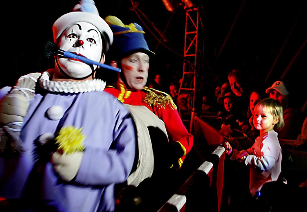 FAMILIEHYGGE: Denne helgen kan du oppleve Circus Arnardo i Stavanger. Foto: Nils Bjåland for VG / NTB Scanpix