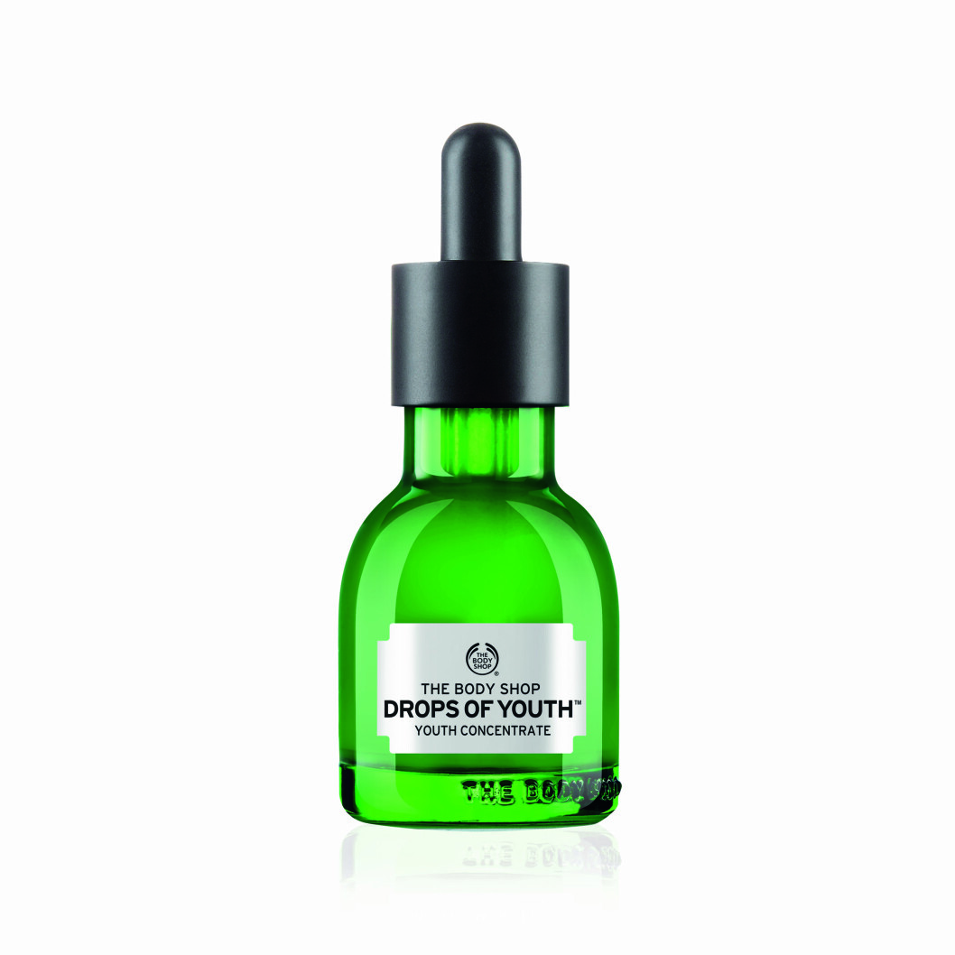Youth Concentrate fra The Body Shop, kr 349. Foto: Produsenten