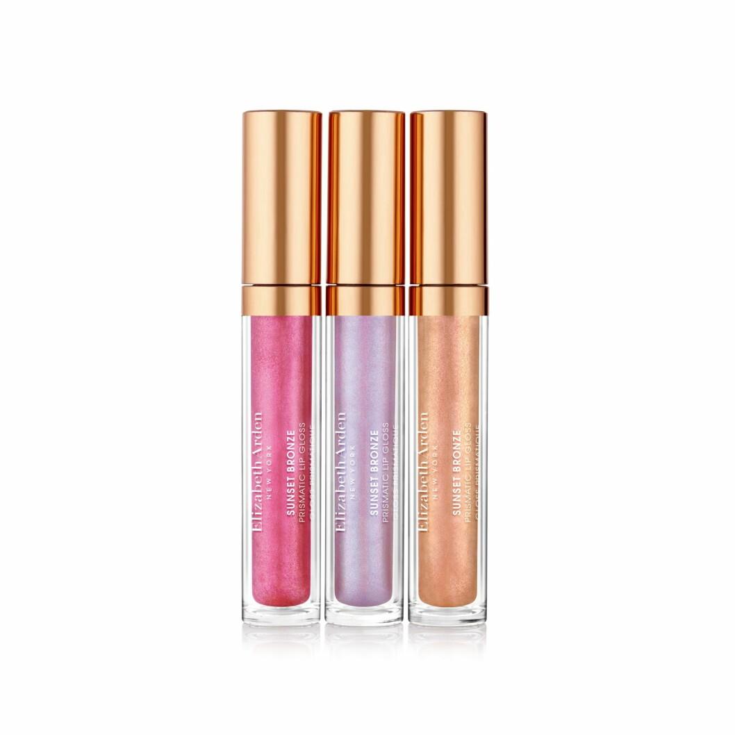 Lipgloss fra Elizabeth Arden, kr 200. Foto: Produsenten