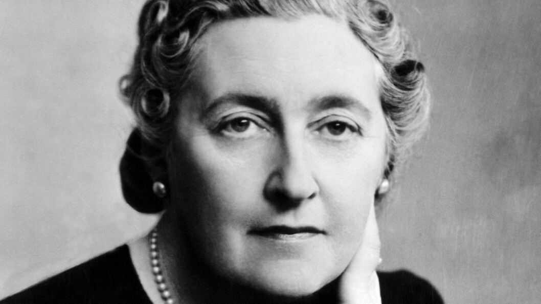 KLØKTIG: Agatha Christie produserte krimgåter på løpende bånd. Pønsket hun også ut sitt eget forvinningsnummer? Foto: NTB-Scanpix