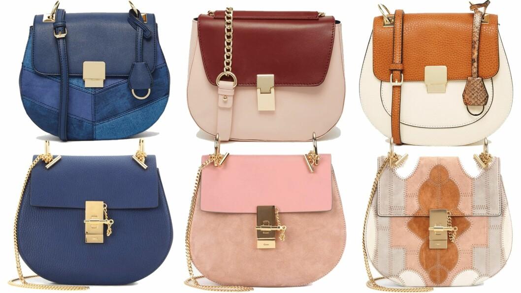 Den ene er fra Gucci, den andre er fra Zara - ser du forskjell?