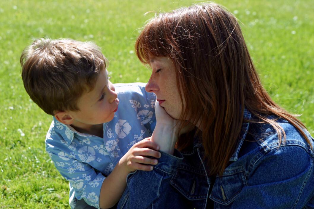 ARV: ADHD anses for å ha en høy grad av arvelighet, og mange oppdager det ikke hos seg selv før etter at barna deres er diagnostisert. Foto: Catchlight Visual Services / Alamy/All Over Press