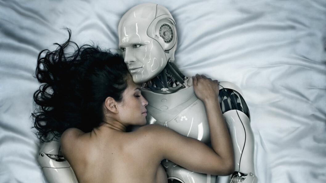 ROBOT SEXDUKKE: Kommer vi til å ha sex med roboter om noen år?  Foto: © Blutgruppe/Corbis