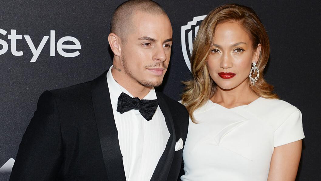 STJERNEPAR: Jennifer Lopez har vært sammen med 18 år yngre Casper i lengre tid, og den store aldersforskjellen er alt annet enn uvanlig i Hollywood. Foto: SipaUSA