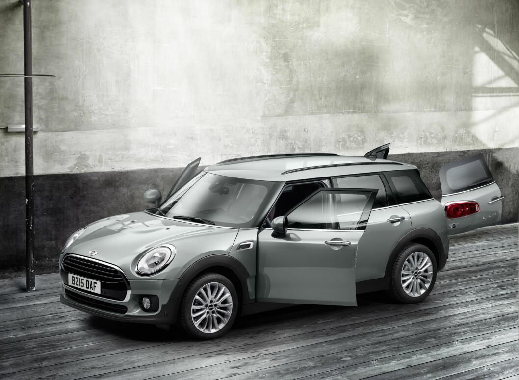 <strong>OPPKALT ETTER BILEN:</strong> Miniskjørtet har faktisk fått sitt navn etter bilen Mini. Foto: Ap