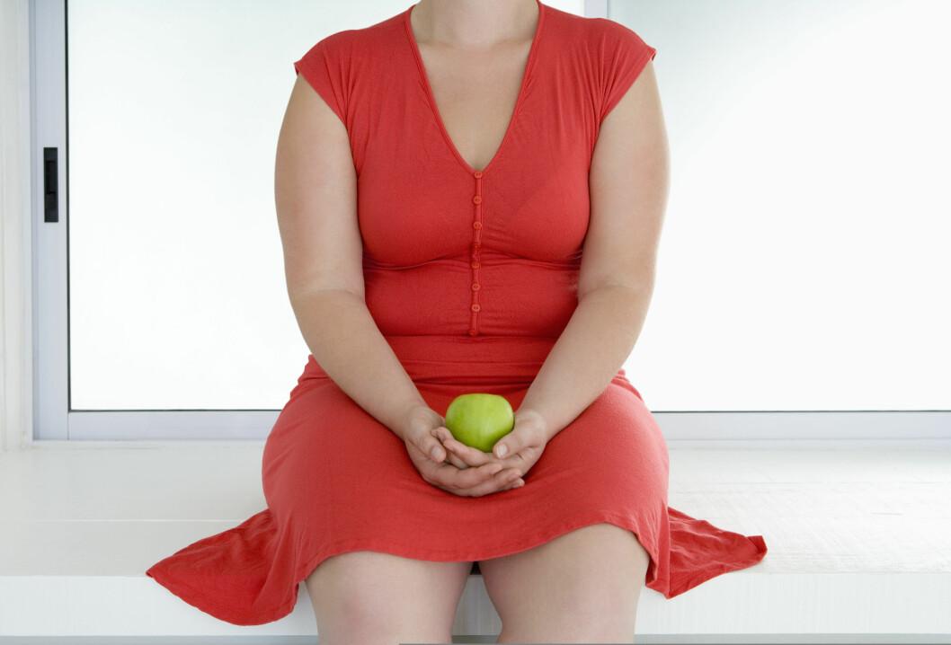 KAN FØRE TIL OVERVEKT: Frukt inneholder mye fruktsukker og spiser du for mye av det kan det føre til overvekt.  Foto: © Heide Benser/Corbis