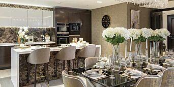 image: Grenfell Tower-familier får flytte inn i leiligheter i luksuskompleks