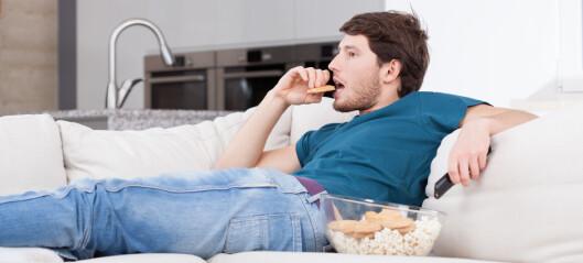 Spiser typen mye snop - som du ikke klarer å motstå?
