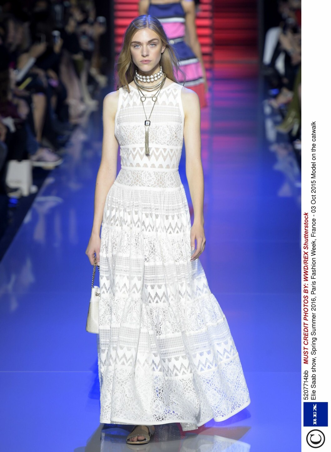 Elie Saab Foto: Rex Features