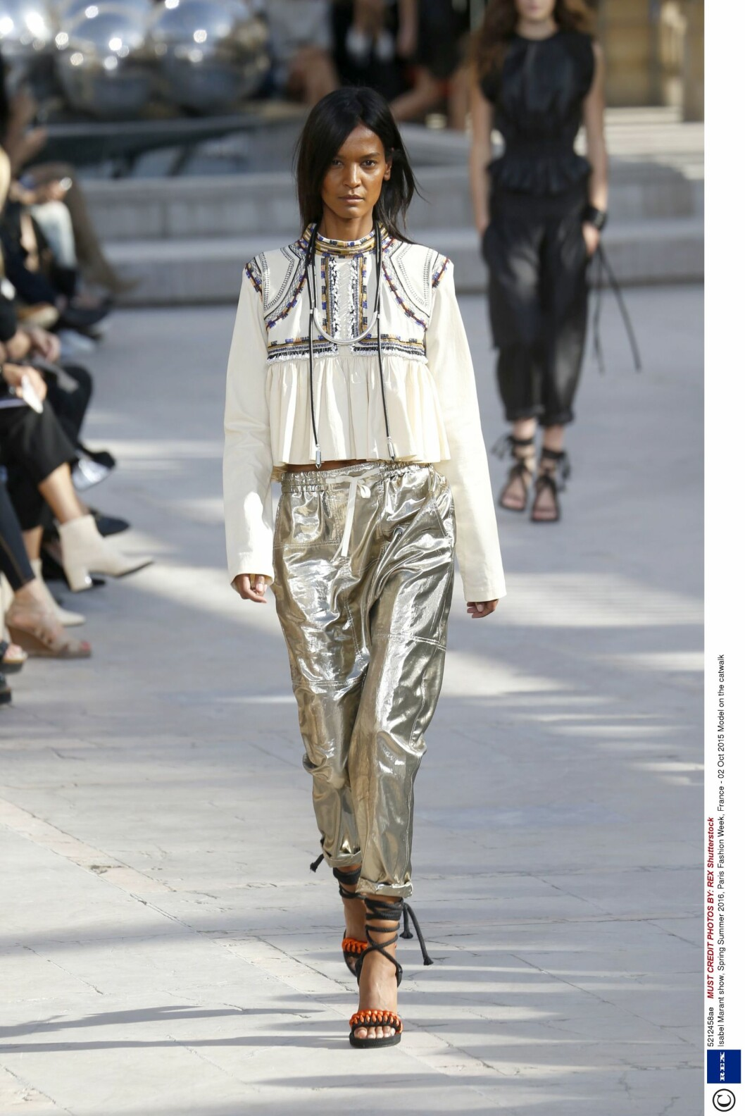 Isabel Marant Foto: Rex Features