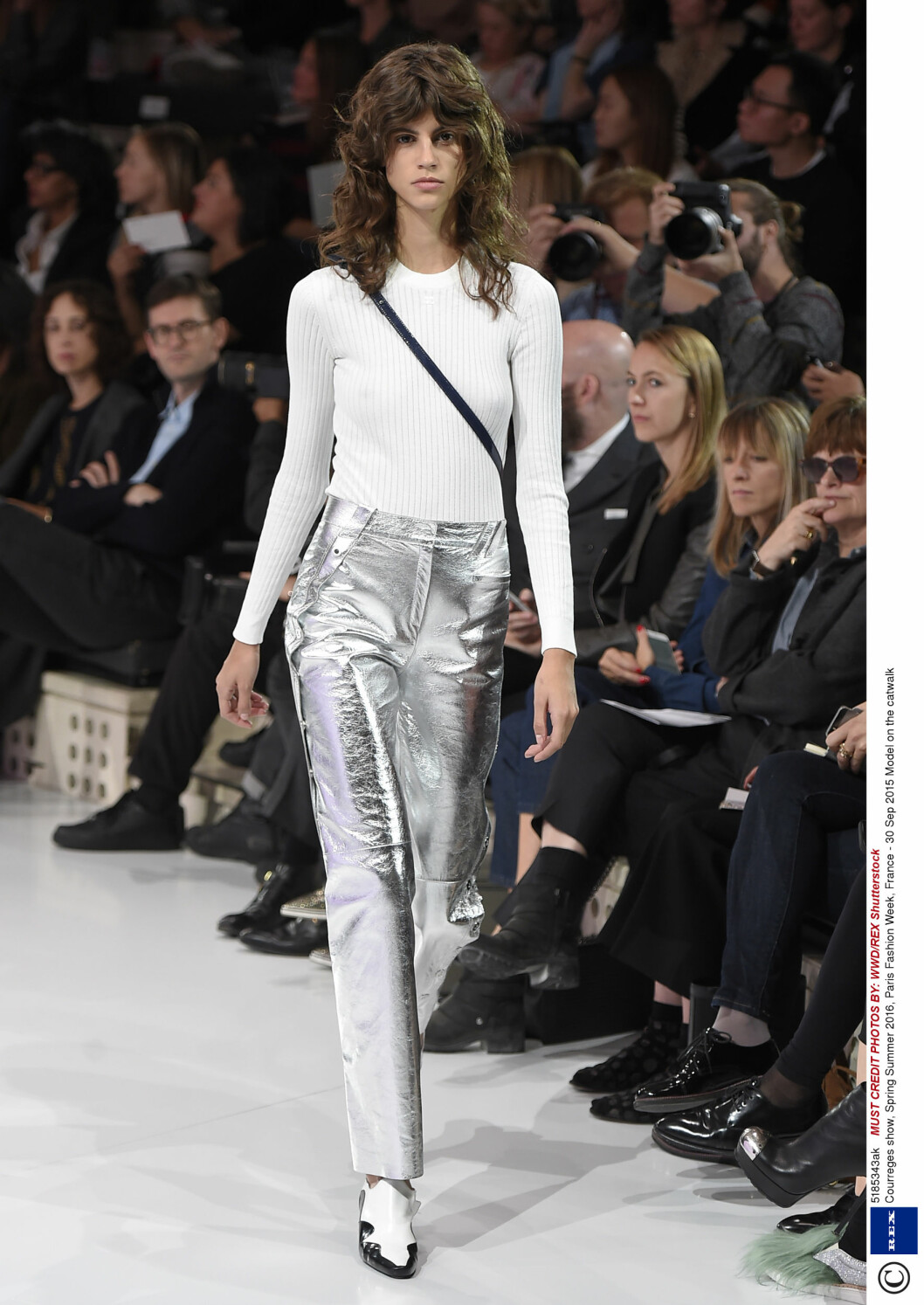 Courreges Foto: Rex Features