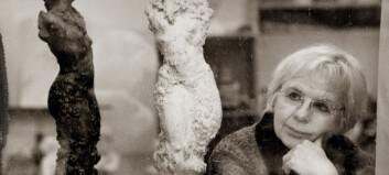 Skulptør Nina Sundbye: - Man tror alltid at neste skulptur skal bli bedre