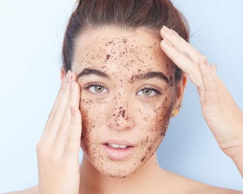 image: Slik kan du massere deg til glødende hud