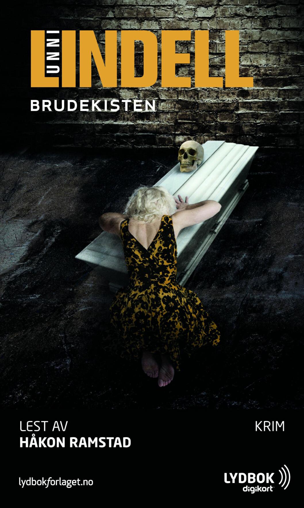 """""""Brudekisten"""" av Unni Lindell, kroner 149 på Norli.  Foto: Produsenten"""