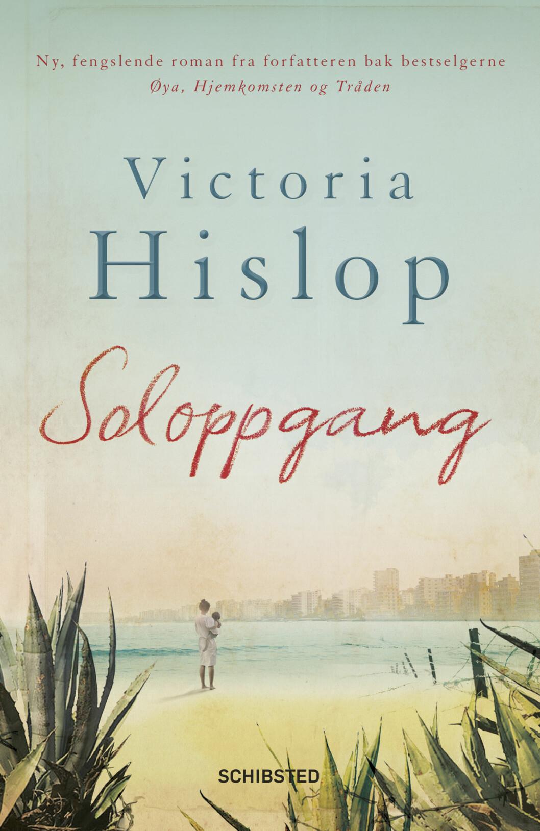 """Soloppgang"" av Victoria Hislop, kroner 149 på Ark.no.  Foto: Produsenten"