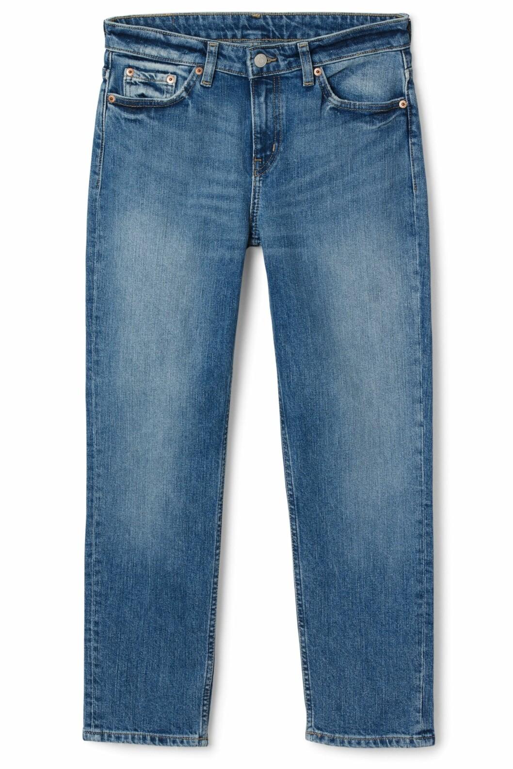 Jeans fra Weekday, kr 500. Foto: Produsenten