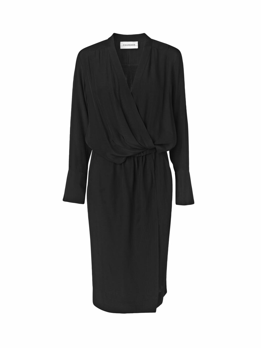 Kjole fra By Malene Birger, kr 2700. Foto: Produsenten