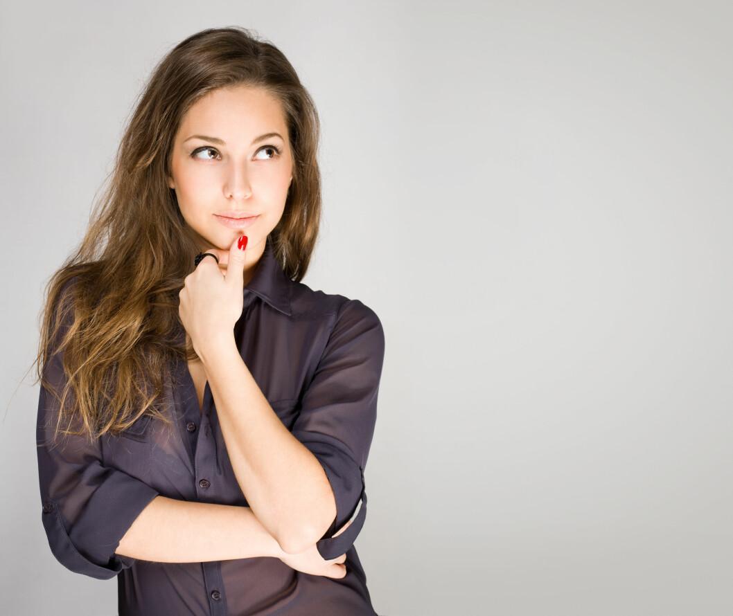 TILTREKNINGSMØNSTER: Har du sett et mønster blant de du tiltrekkes av? Det kan være at de har en del fellestrekk du ubevisst søker etter.  Foto: Shutterstock / lithian