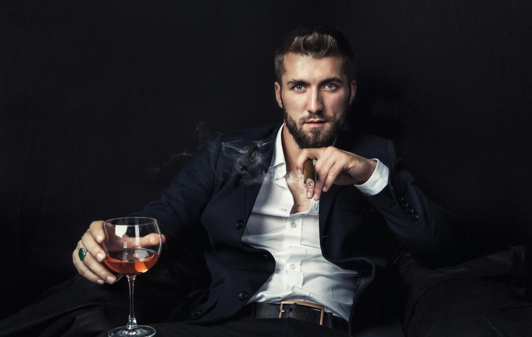 FEIL VALG?: Mange kvinner blir tiltrukket av «bad guys» som ikke alltid ender i gode forhold. Ender du ofte i negative forhold burde du stille spørsmålstegn ved hva du egentlig ser etter hos en mann.  Foto: Shutterstock / Cara-Foto
