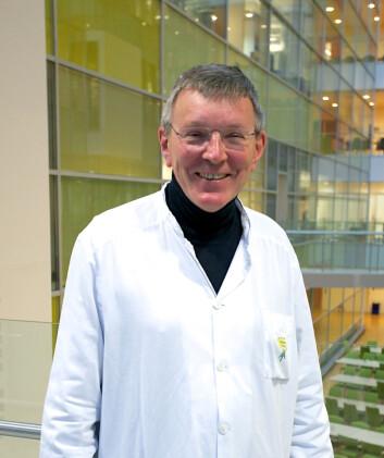 OVERLEGE: Tor Audun Hervig er overlege ved avdeling for immunologi og transfusjonsmedisin ved Haukeland universitetssjukehus.
