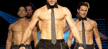 Channing Tatum vil ha med George Clooney i «Magic Mike 3»