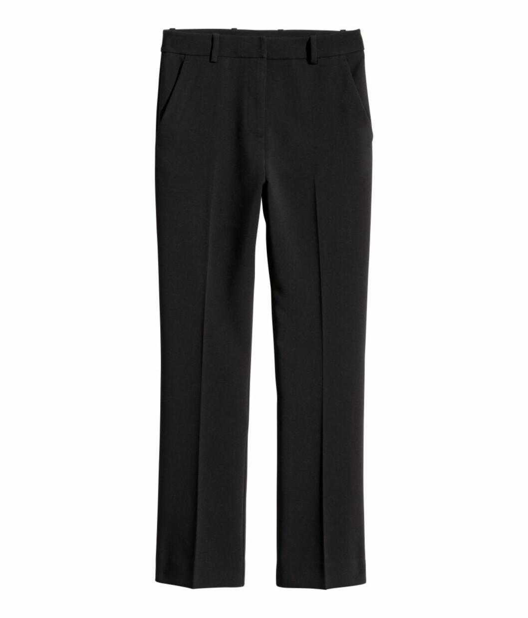 Bukse fra H&M, kr 149,50. Foto: Produsenten