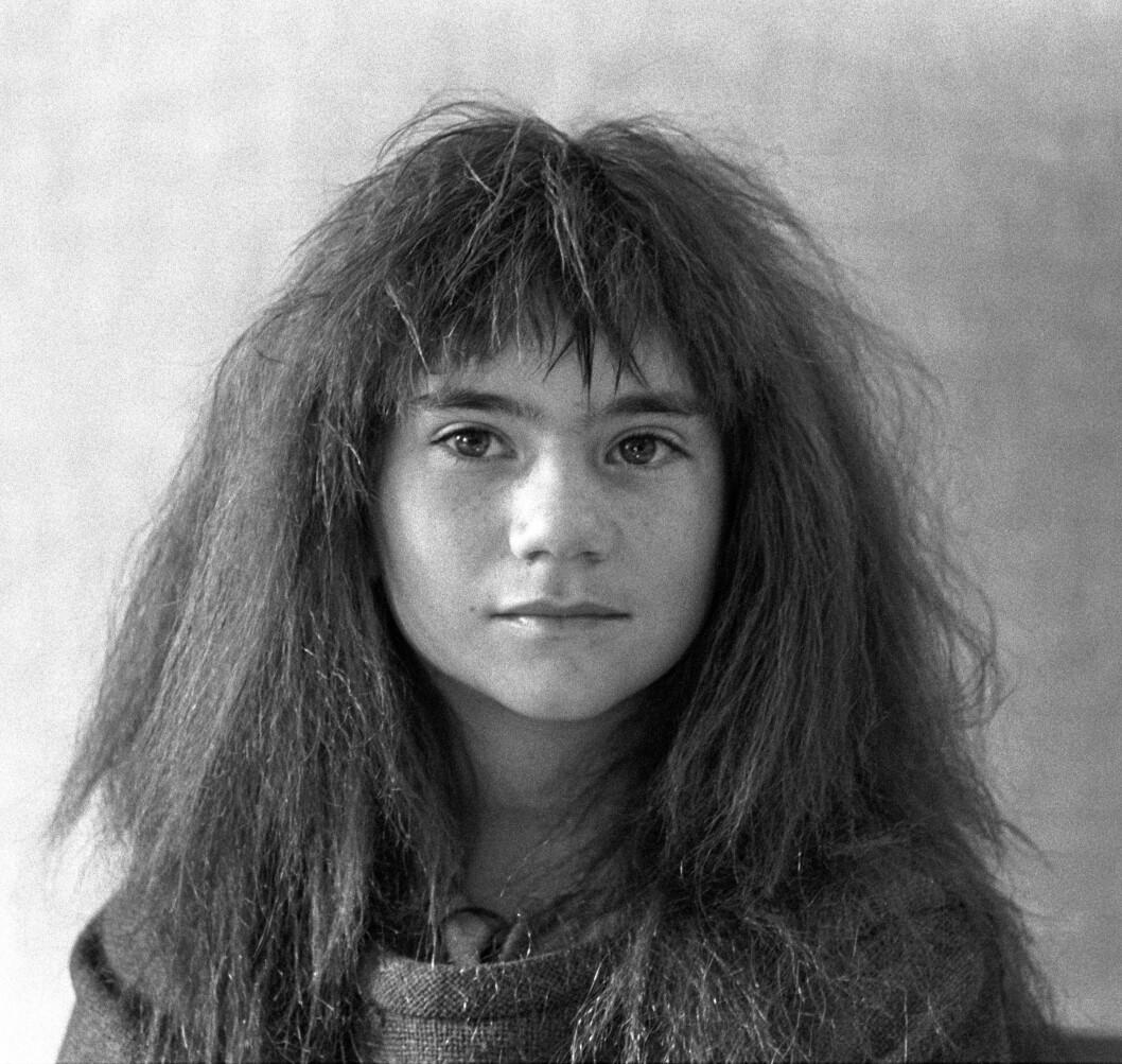 RONJA ANNO 1983: Første gang vi fikk se Ronja Røverdatter var i filmen fra 1983, som var basert på Astrid Lindgren sin barnebok som kom ut i 1981. Denne helgen vises en helt egen versjon på Rogaland Teater.  Foto: NTB scanpix