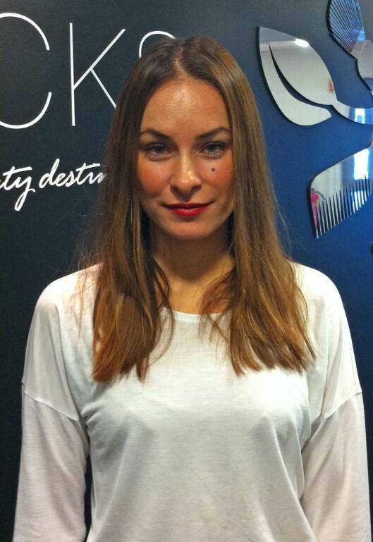 NY UNDERSØKELSE: Ifølge Zrinka Wergeland - som er consumer- og trade marketingsjef for KICKS, har deres rapport vist mye om nordiske kvinners skjønnhetsrutiner.