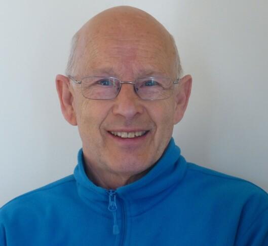 <strong>GIR RÅD OM KOSTHOLD:</strong> Jens Veiersted er ernæringsterapeut ved Tunsberg Medisinske Skole. Foto: Privat