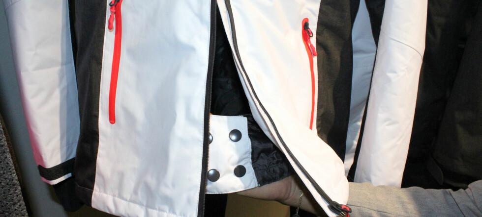 H&M lanserer skibekledning
