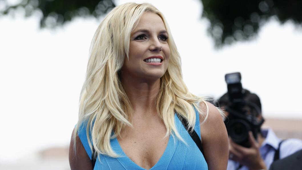 <strong>LIKE VAKKER:</strong> Britney har vært én av verdens største popstjerner i mer enn ti år, men ser likevel like bra ut som hun gjorde i starten av karrieren. Foto: Reuters