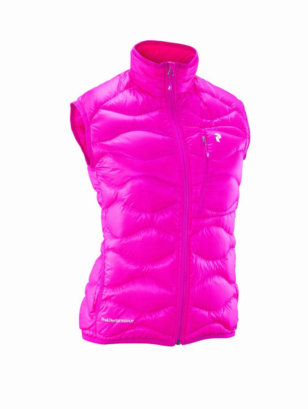 Helium vest fra Peak Performance - 1800 kroner. Foto: Produsenten