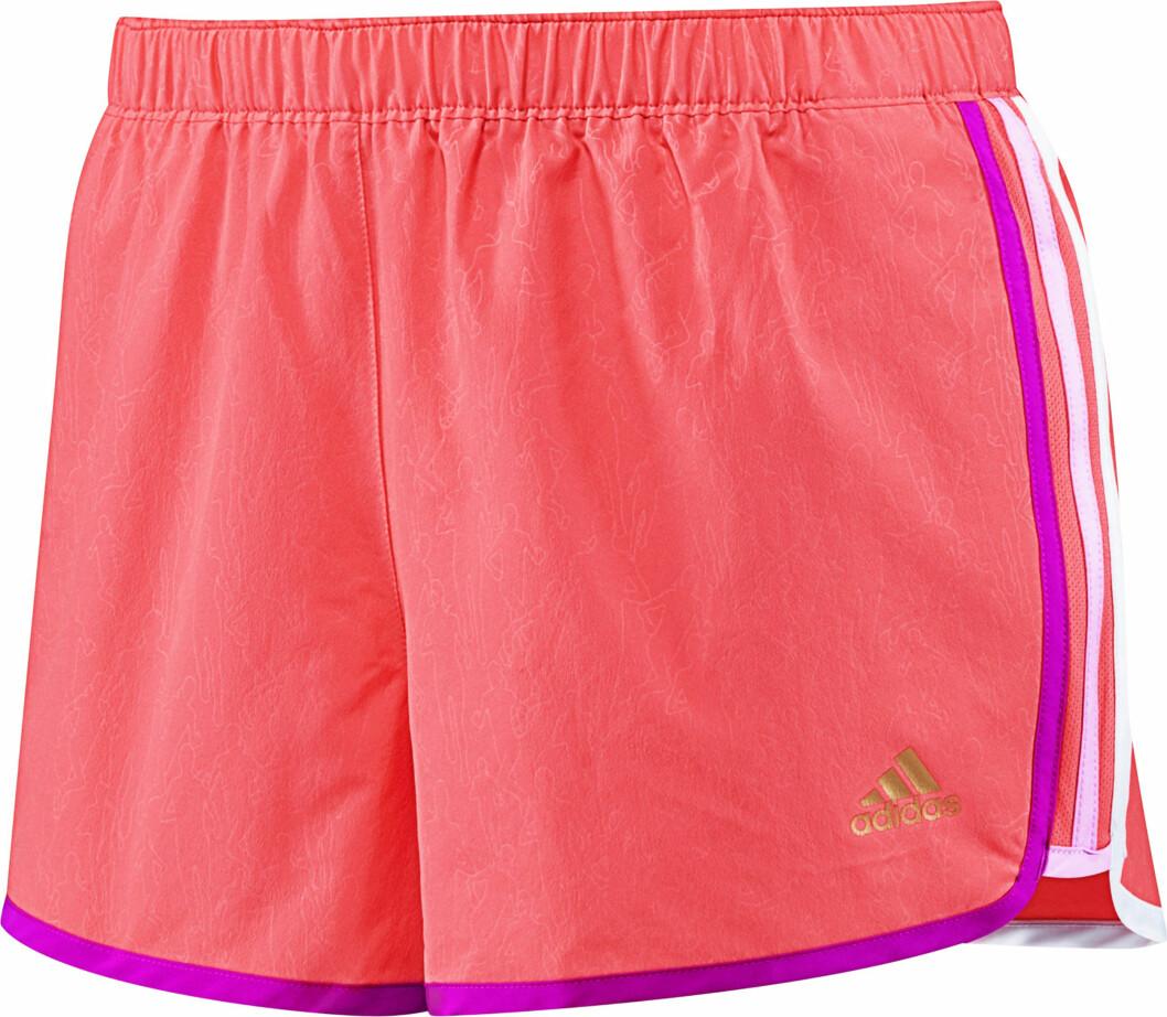 Shorts fra Adidas - 300 kroner.  Foto: Produsenten