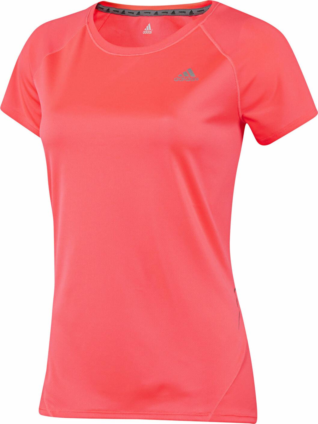 T-skjorte fra Adidas - 200 kroner.  Foto: Produsenten