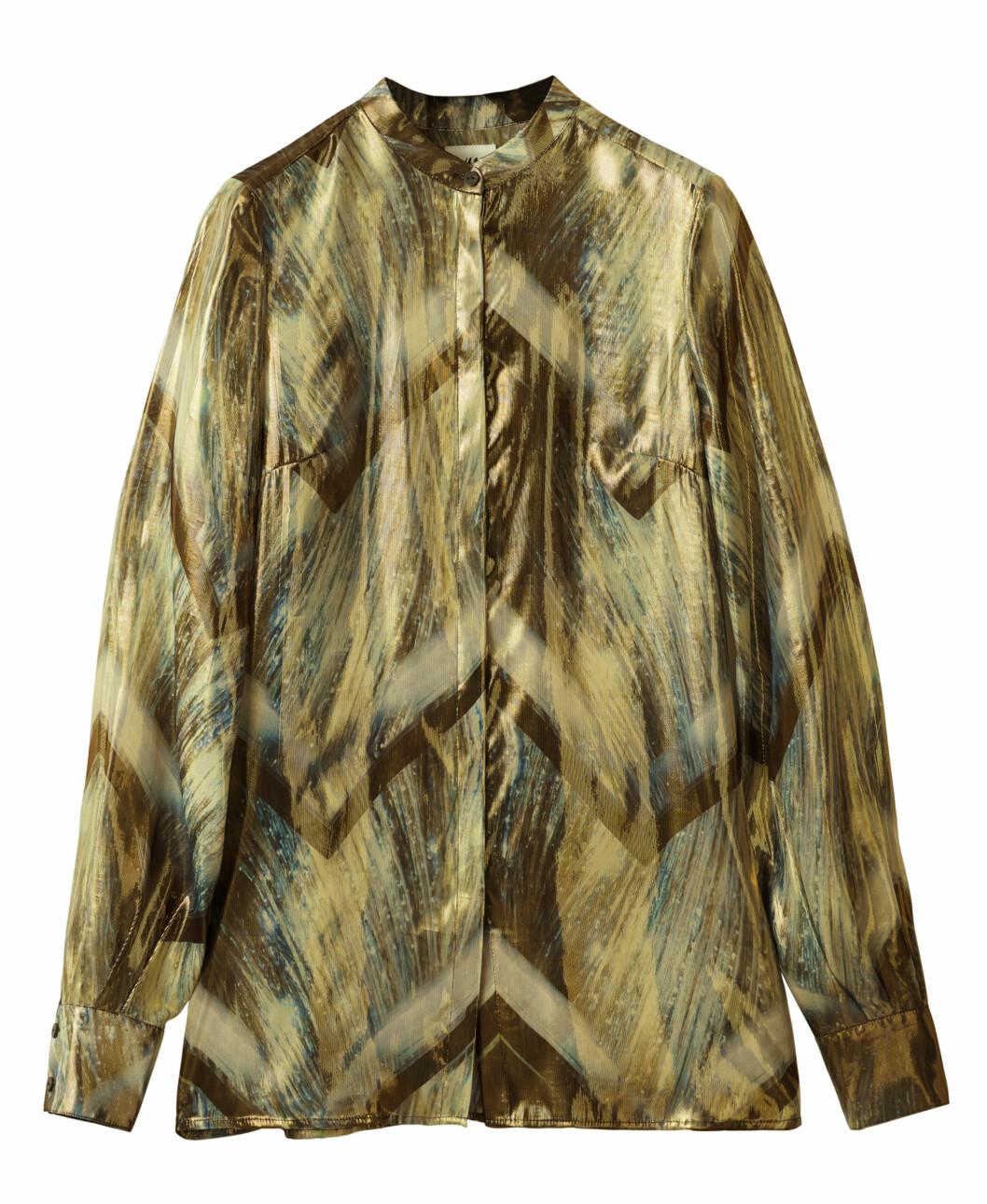 Bluse, kr 599. Foto: Produsenten