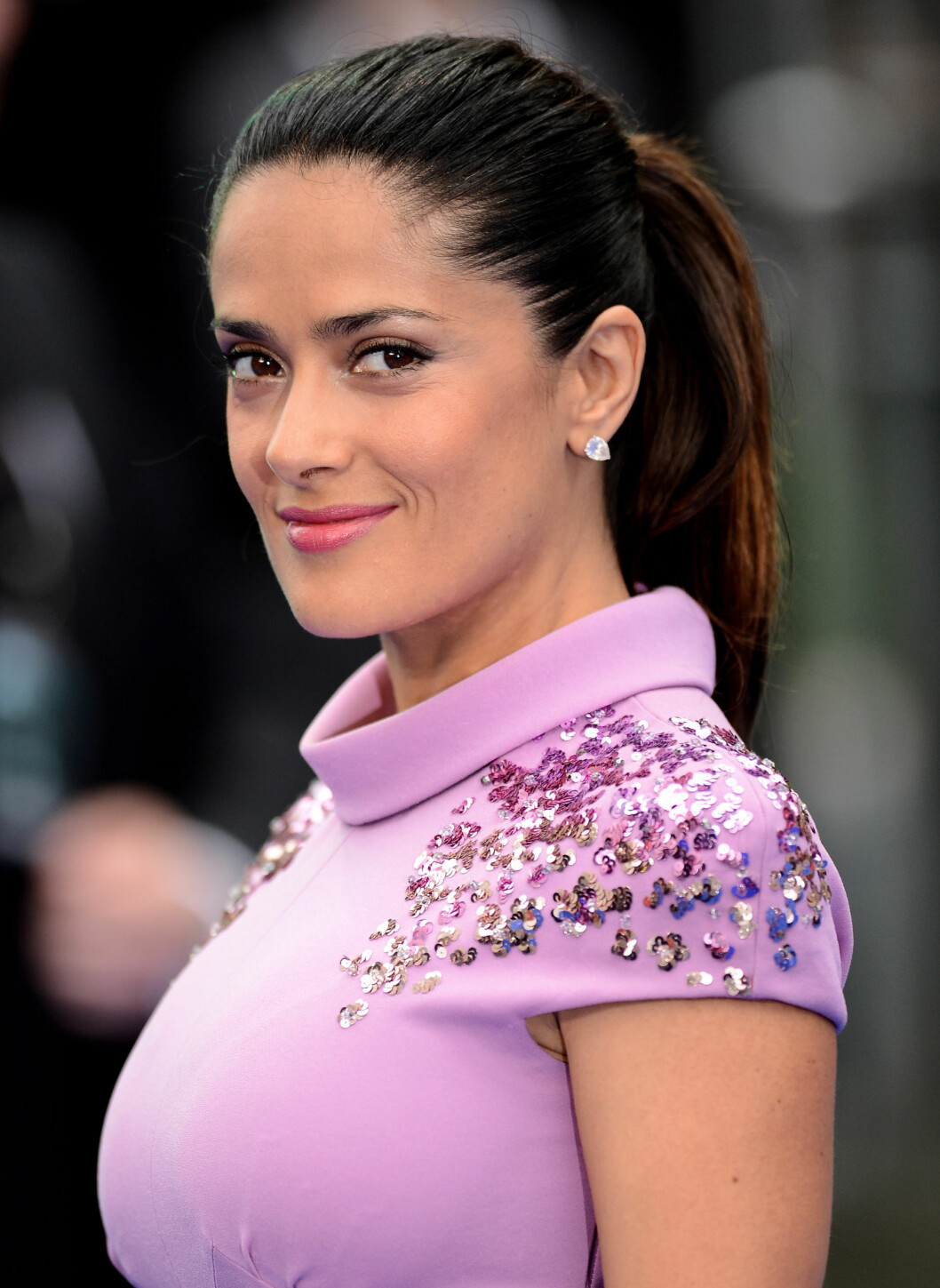 <strong>TO-TONET:</strong> Salma Hayek. Foto: All Over Press