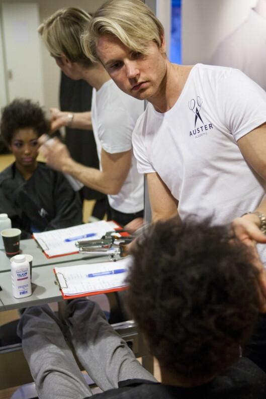 <strong>EKSPERT:</strong> André Auster, kreativ leder hos Auster Academy. Foto: Per Ervland