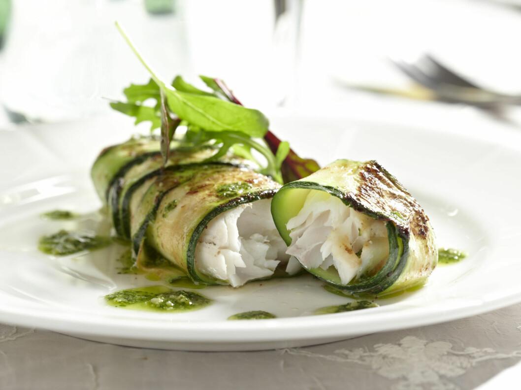 TORSK: Mager fisk utgjør en ypperlig middag.  Foto: All Over Press