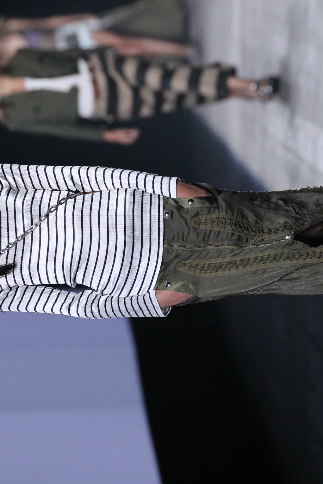 ALEXANDER WANG at New York Fashion Week, Ready to Wear, Spring Summer 2016 in New York, USA September 12,  2015. CAP/GOL ÃGOL/Capital Pictures Foto: CapitalPictures