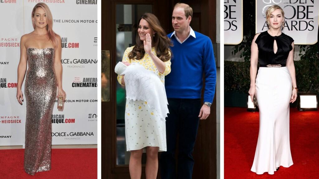 JENNY PACKHAM: Det er ikke bare hertuginne Kate Middleton som velger kreasjoner fra Jenny Packham til de store begivenhetene. Se kjendisenes beste Packham-antrekk her!   Foto: Scanpix