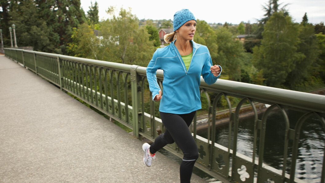 MER EFFEKTIV LØPING: Få mer ut av løpeturen med enkle grep! For eksempel er lange, langsomme joggeturer fint for deg som vil forbrenne fett. Foto: Pantherstock
