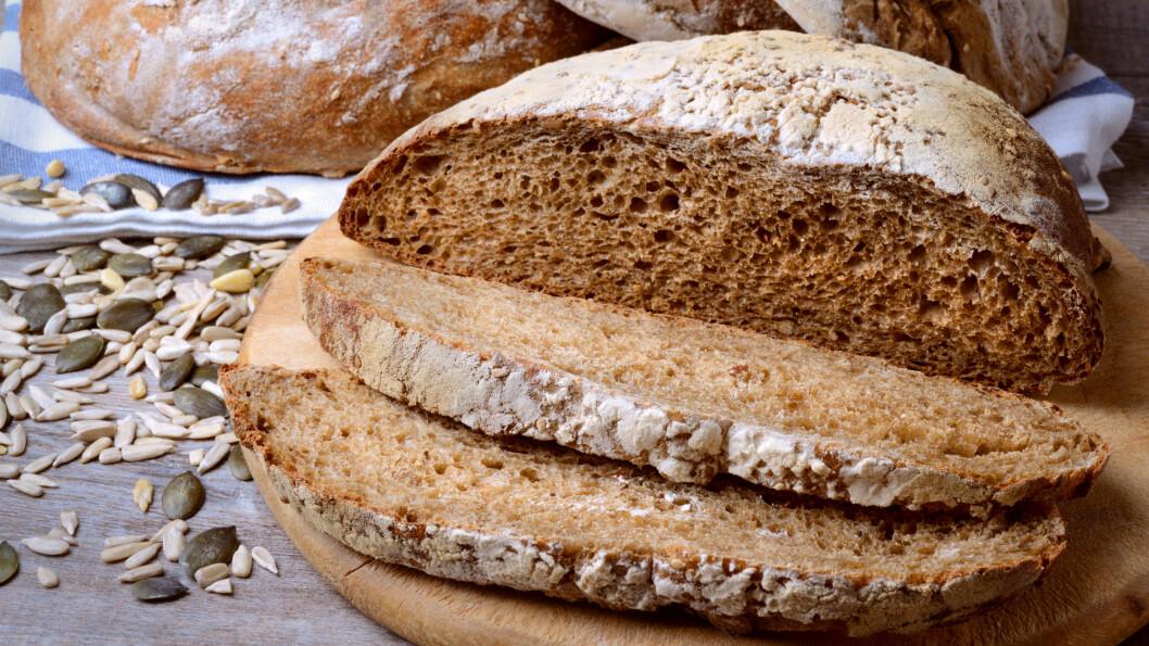 <strong>GLUTEN:</strong> Gluten finnes i alle våre vanligste kornslag: hvete, rug, bygg og havre, og er en blanding av to proteiner - gliadin og glutenin. Foto: fabiomax - Fotolia