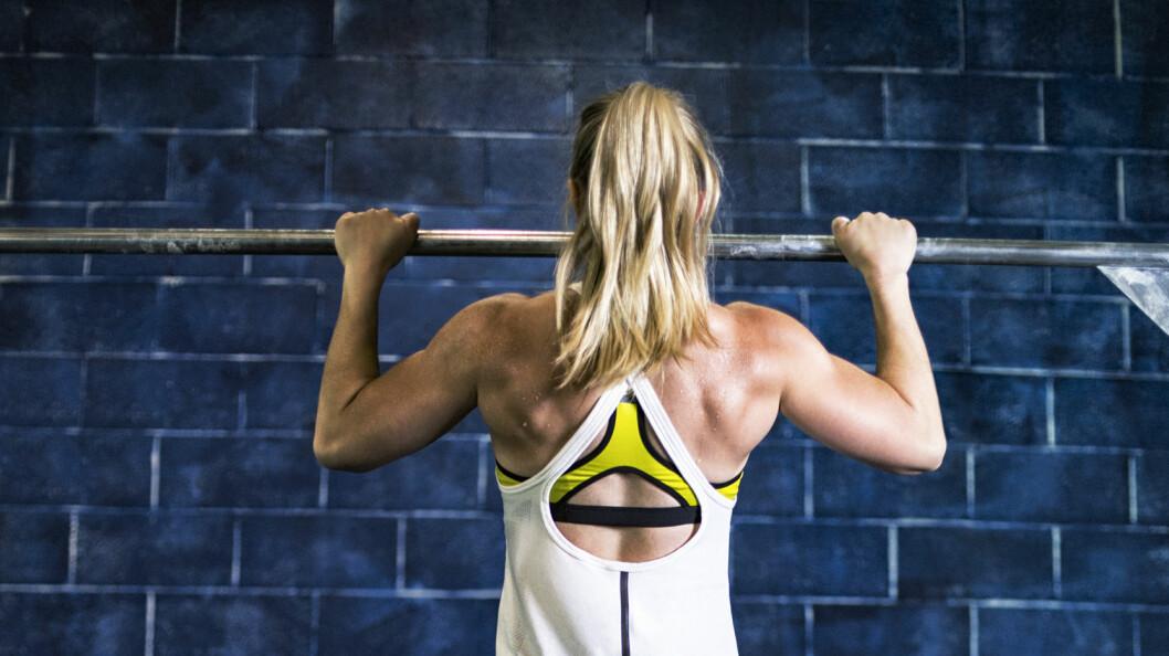 PROTEIN OG TRENING: Trenger du ekstra proteiner hvis du trener mye og ønsker å bygge muskler? Foto: Reebok