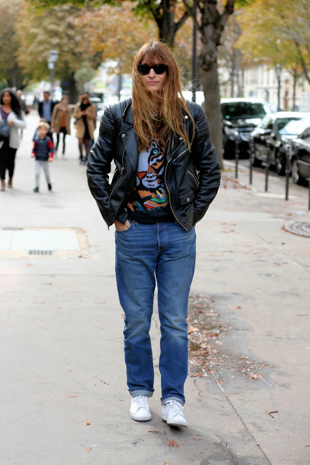 JEANS: Caroline de Maigret. Foto: Splash News