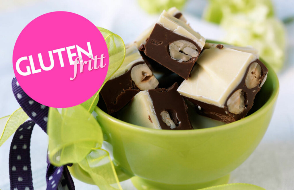 GLUTENFRIE GO'BITER: Fire ingredienser er alt du trenger til deisse deilige bitene. Foto: All Over Press