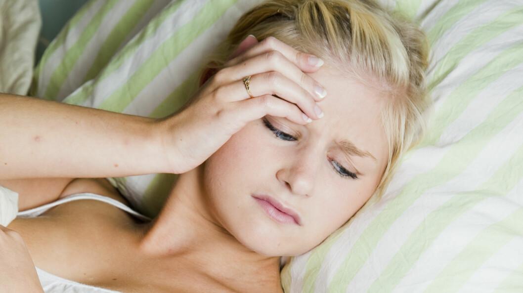 IKKE FARLIG: Kusma er i utgangspunktet ikke farlig, og gir i de fleste tilfeller ikke flere symptomer enn feber og hovne spyttkjertler. Betennelsen i spyttkjertlene kan imidlertid spre seg til testiklene hos menn, og derfor inngår kusmavaksine i vaksinasjonsprogrammet i Norge.  Foto: Scanpix