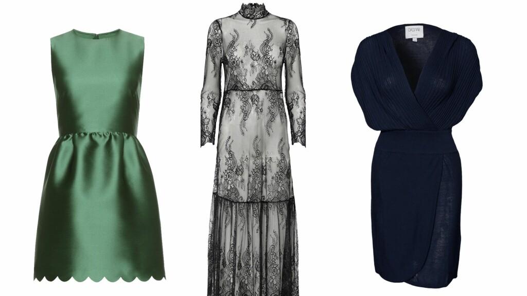 630a266b FESTKJOLER: Finn frem favorittkjolen eller invester i sesongens fineste  kjoler - partysesongen er rett rundt